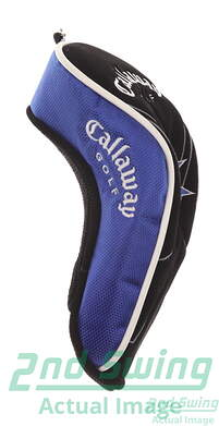 Callaway X Hybrid Headcover Blue and Black Golf Head Cover HC