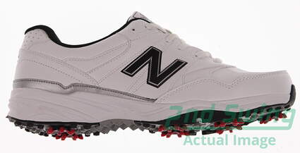 New Mens Golf Shoe New Balance 1701 Medium 11.5 White/Black MSRP $120