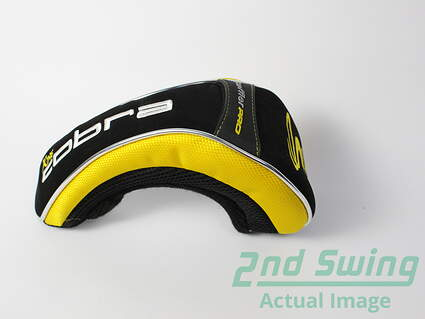 Cobra 2008 Baffler Pro Hybrid Headcover Head cover Golf Black Yellow