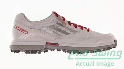 New Womens Golf Shoe Adidas Adizero Sport Medium 6.5 White MSRP $120