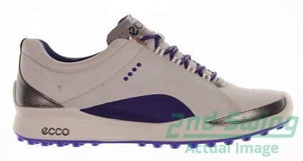 New Womens Golf Shoes Ecco Biom Hybrid 9-9.5 White MSRP $190