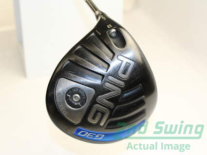 Ping G30 LS Tec Driver 9* Ping TFC 419D Graphite Stiff Left Handed 42.5 in