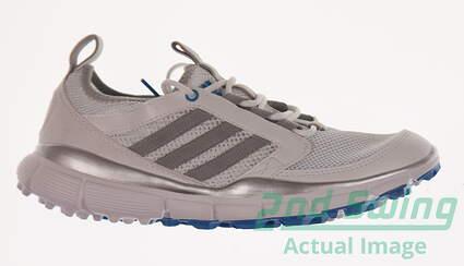 New Womens Golf Shoe Adidas Adistar ClimaCool Medium 8.5 White MSRP $100