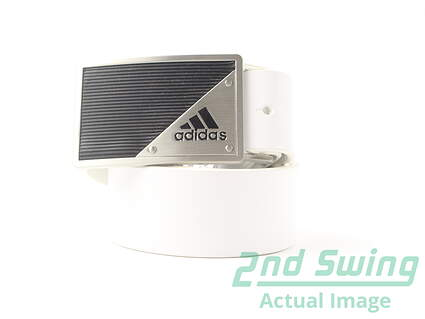New Mens Adidas Golf Mens Belts 30 Leather