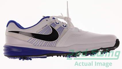 New Mens Golf Shoe Nike Lunar Command 11.5 White MSRP $150