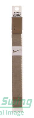 New Womens Nike Web Belt One Size Fits Most MSRP$20