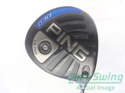 Ping G30 LS Tec Driver 9* Ping Tour 80 Graphite Stiff Right Handed 45 in