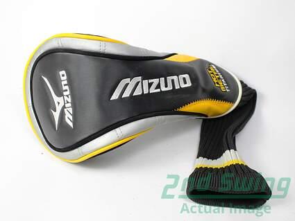 Mizuno MX-700 Driver Headcover Black Silver Gold Golf Head Cover Men's MX700