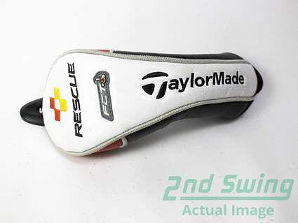 TaylorMade Rescue 2011 3-X Ajustable Tag Hybrid Headcover Head Cover Golf