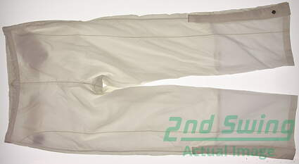 New Womens SUNICE Golf Rain Pants Size Large L White MSRP $70