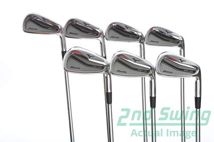 Mizuno MP-54 Iron Set 4-PW FST KBS Tour Steel Stiff Right Handed 39 in