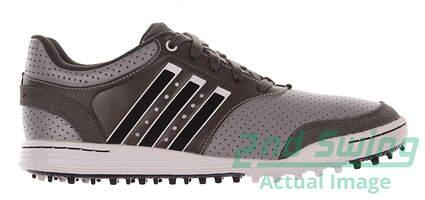 New Mens Golf Shoe Adidas Adicross III Medium 8 Gray MSRP $100