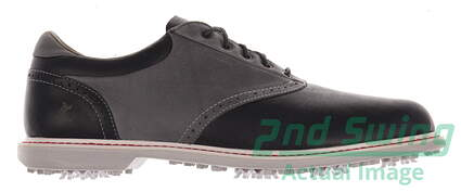 New Mens Golf Shoe Ashworth Leucadia Tour 10 Gray MSRP $160