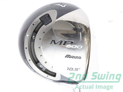 Mizuno MP-600 Driver 10.5* Fujikura Fit-On E360 Graphite Stiff Right Handed 45 in