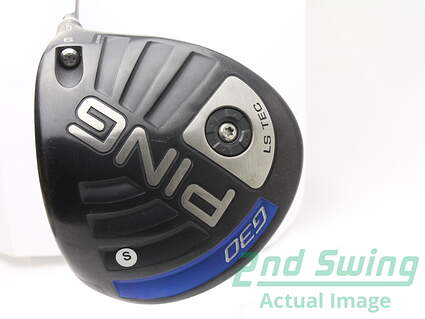 Ping G30 LS Tec Driver 9* Ping TFC 419D Graphite Stiff Right Handed 45.5 in