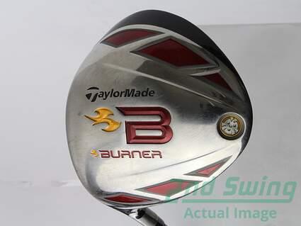 TaylorMade 2009 Burner Driver 9.5* TM Reax Superfast 49 Graphite Stiff Left Handed 45.5 in