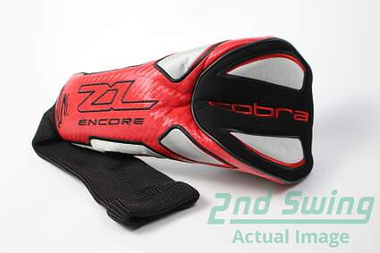 Cobra ZL Encore Red Driver Headcover Zero Limits Head Cover Golf