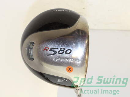 Tour Issue TaylorMade R580 Driver 8.5* Graphite Design Reloaded YS-7 Graphite X-Stiff Right Handed 45 in