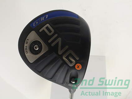 Ping G30 LS Tec Driver 10.5* Ping Tour 65 Graphite X-Stiff Right Handed 44.5 in