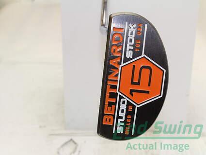 Bettinardi 2013 Studio 15 Putter Stock Steel Right Handed 34 in