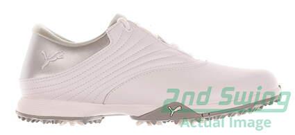 New Womens Golf Shoe Puma Blaze 8 White MSRP $100