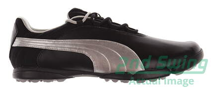 New Womens Golf Shoe Puma SunnyLite V2 Spikeless 9.5 Black MSRP $80