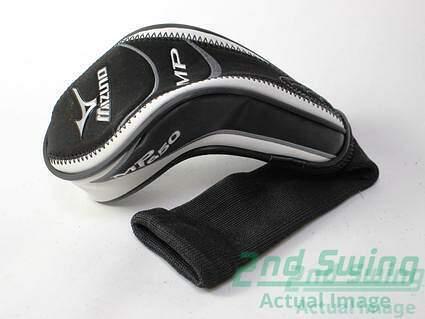 Mizuno MP 650 5 Fairway Headcover Black White and Silver Men's Golf HC