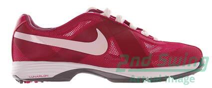 New Womens Golf Shoe Nike Lunar Summer Lite Medium 5 Pink MSRP $100