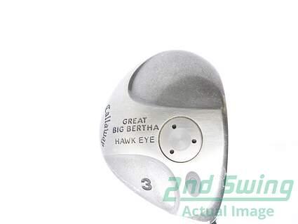 Callaway Hawkeye Fairway Wood 3 Wood 3W Hawkeye UL Graphite Firm 43.5 in