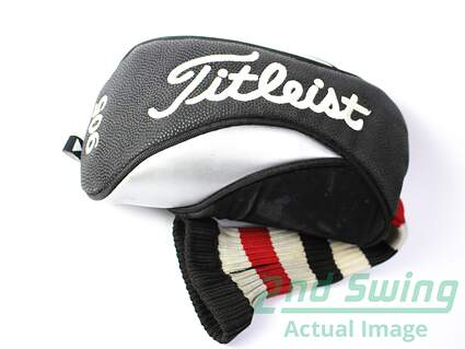 Titleist 905 R Driver Headcover Head Cover Golf Black Silver Red Golf