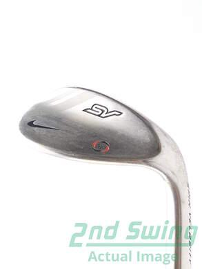 Nike SV Tour Chrome Wedge Sand SW 56* 14 Deg Bounce True Temper SV Steel Shaft Steel Wedge Flex Right Handed 35 in