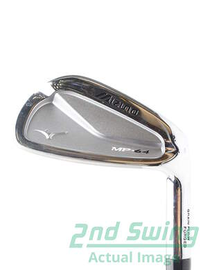 Mizuno MP-64 Single Iron 8 Iron True Temper Dynamic Gold S300 Steel Stiff Right Handed 36.5 in