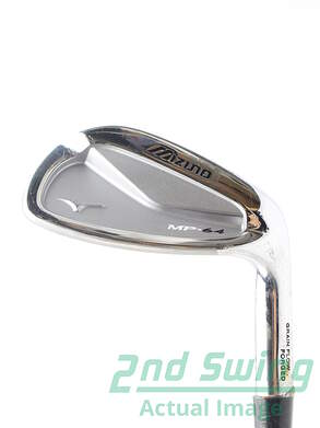 Mizuno MP-64 Single Iron Pitching Wedge PW True Temper Dynamic Gold S300 Steel Stiff Right Handed 35.5 in