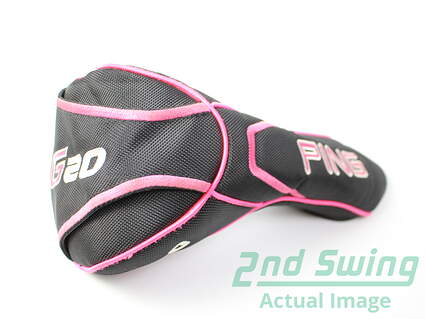 Ping Bubba Watson Pink G20 Driver Headcover Head Cover Golf