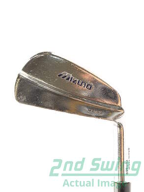 Mizuno MP 33 Single Iron 4 Iron True Temper Dynamic Gold Steel X-Stiff Right Handed 38.5 in
