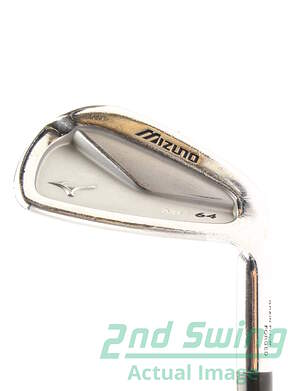 Mizuno MP-64 Single Iron 8 Iron True Temper Dynamic Gold X100 Steel X-Stiff Right Handed 36.5 in