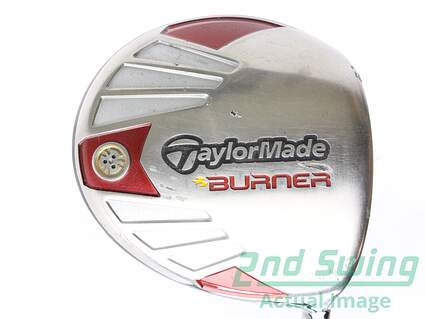 TaylorMade 2009 Burner Driver 10.5* TM Reax Superfast 50 Graphite Regular Right Handed 45.5 in