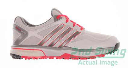 New Womens Golf Shoes Adidas Adipower Sport Boost Medium 9 White MSRP $180 Q47018
