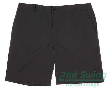 New Mens Under Armour Golf Shorts Size 42 Gray MSRP $65