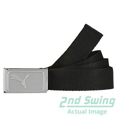 New Mens Puma Golf Works Web Belt One Size Fits Most MSRP $18