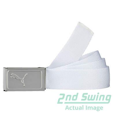 New Mens Puma Golf Works Web Belts One Size Fits Most MSRP $18