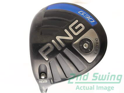 Ping G30 LS Tec Driver 10.5* Ping Tour 80 Graphite Stiff Left Handed 45 in