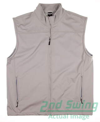 New Mens Dunning Vest XX-Large XXL Gray MSRP $80 DN 800285
