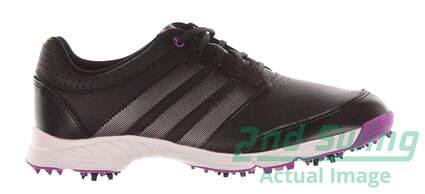 New Womens Golf Shoes Adidas Response Light Medium 6 Black MSRP $60 Q47066