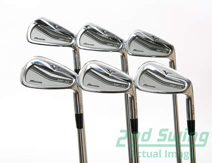 Mizuno MP-54 Iron Set 5-PW Project X 6.0 Steel Stiff Right Handed 37.75 in