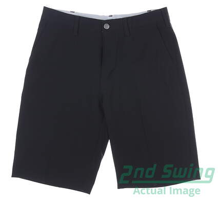 New Mens Adidas Ultimate Golf Shorts Size 42 Black MSRP $65 AE4196