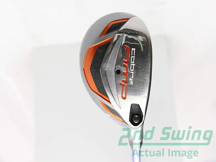 Cobra AMP Hybrid 2 Hybrid 17* Grafalloy ProLaunch Blue HY Graphite Regular Right Handed 40.75 in