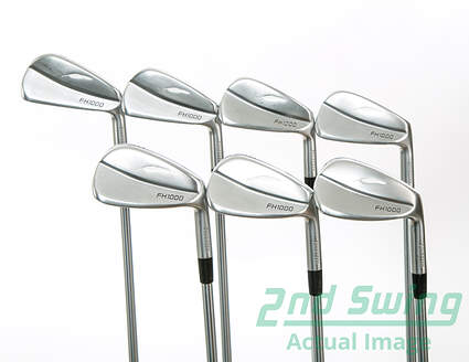 Tour Issue Fourteen FH-1000 T.S. Forged Iron Set 4-PW Project X Pxi 6.0 Steel Stiff Right Handed 38.25 in
