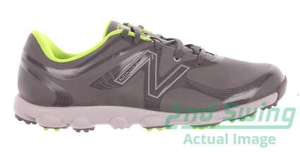 New Mens Golf Shoe New Balance Minimus LX Medium 10.5 Gray MSRP $109