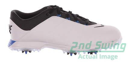 New Mens Nike Lunar Fire Golf Shoe 9 White MSRP $125 853738